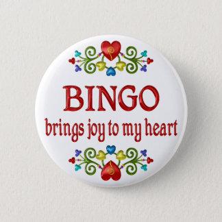 Bingo Joy 2 Inch Round Button