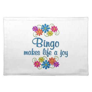 Bingo Joy Placemat