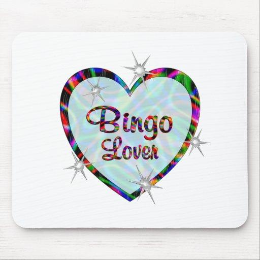 Bingo Lover Mousepads