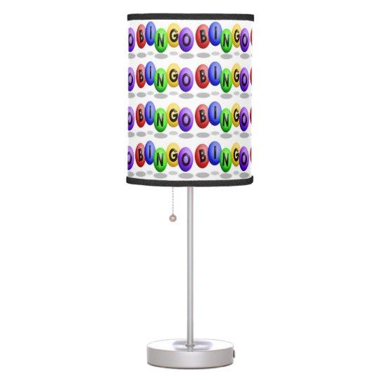Bingo Lovers Lamp