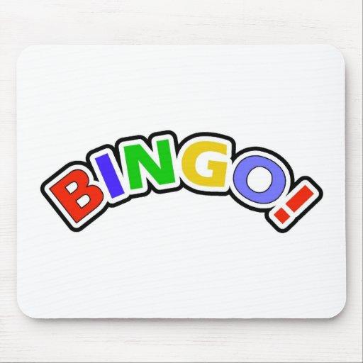 Bingo Mousepads