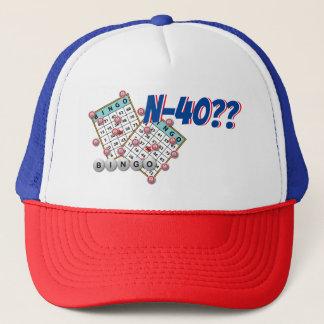 Bingo N40 Las Vegas Trucker Hat