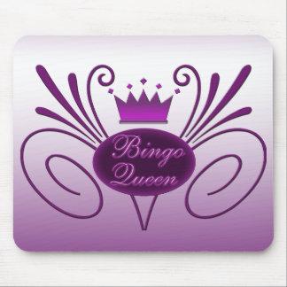 Bingo Queen #3 Mouse Pads