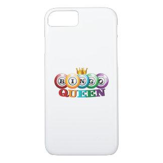 Bingo Queen Bingo Player Gift Funny Case-Mate iPhone Case