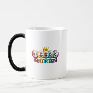 Bingo Queen Bingo Player Gift Funny Magic Mug