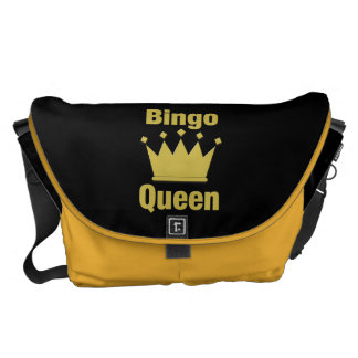 Bingo Queen Messenger Bag