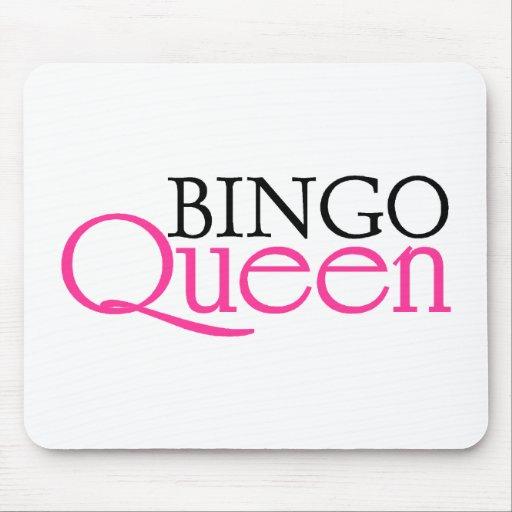Bingo Queen Mouse Pad