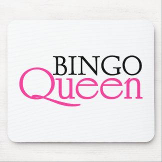 Bingo Queen Mousepads