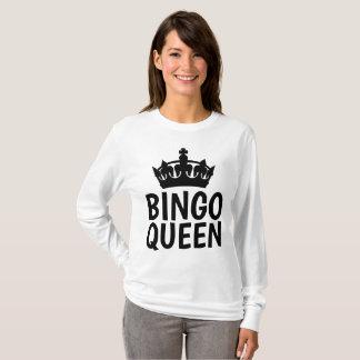 BINGO QUEEN T-shirts & sweatshirts