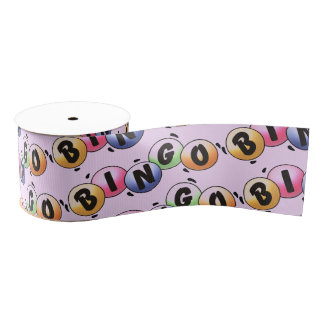 Bingo Ribbon Grosgrain Ribbon