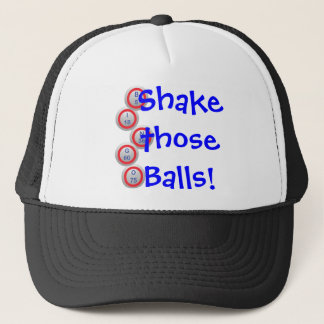 Bingo! Shake those Balls! Trucker Hat