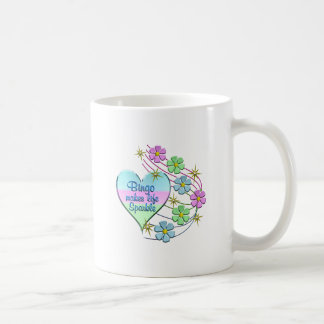 Bingo Sparkles Coffee Mug