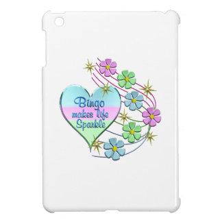 Bingo Sparkles iPad Mini Cover