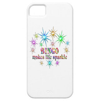 Bingo Sparkles iPhone 5 Covers