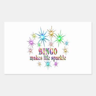 Bingo Sparkles Sticker