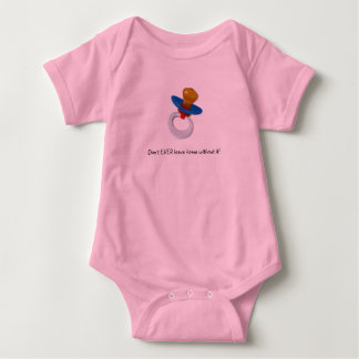 Binky! Baby Bodysuit