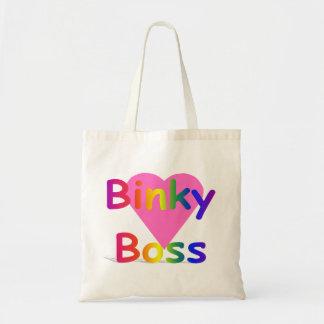 Binky Boss Baby Tote