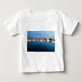 Binnenalster at Hamburg Baby T-Shirt