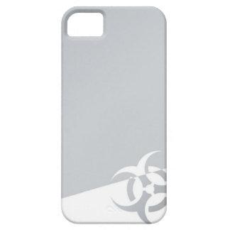 Bio-hazard biohazard atomic nuclear graphic iPhone 5 covers