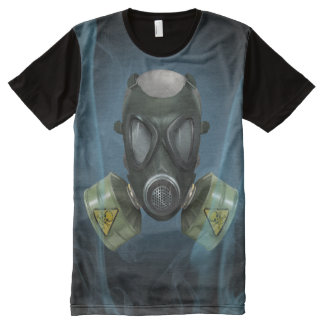 Bio Hazard Gasmask T-Shirt