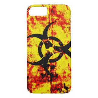 Bio Hazard ID iPhone 7 case
