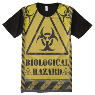 Bio Hazard T-Shirt V8