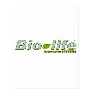 Bio-Life logo no backgrnd Post Card