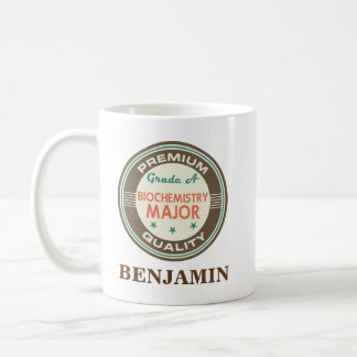 Biochemistry Major Personalized Office Mug Gift
