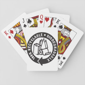 Biodegradable Playing Cards