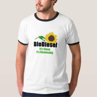 BioDiesel A Clean Renewable Alternative Energy T-Shirt