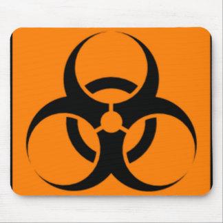 Biohazard 05 mouse pad
