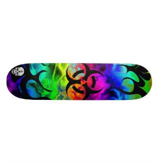 biohazard 5 skate board