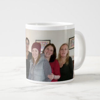 Biohazard C-Squad Large Coffee Mug