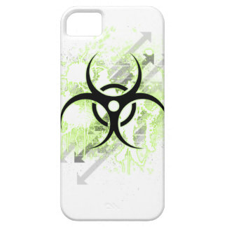 Biohazard Case For The iPhone 5