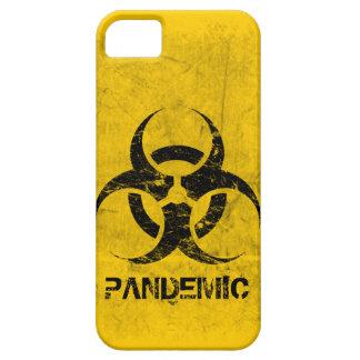Biohazard Customizable Case For The iPhone 5