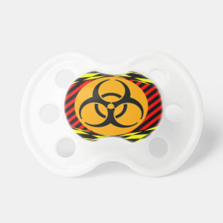Biohazard Design by Kenneth Yoncich Pacifier
