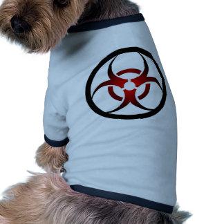 Biohazard Pet Tee Shirt