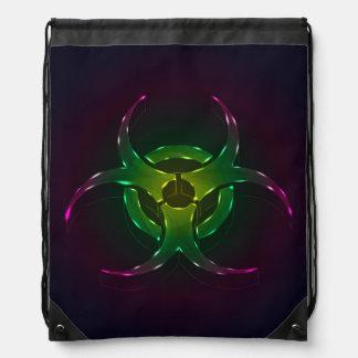 Biohazard Drawstring Bag
