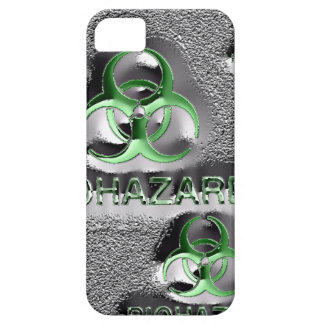 biohazard fallout contamination sign toxic green case for the iPhone 5