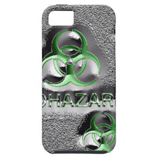 biohazard fallout contamination sign toxic green iPhone 5 cover