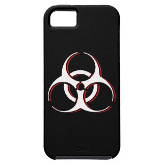 Biohazard iPhone 5 Case - Bone Blood Ash