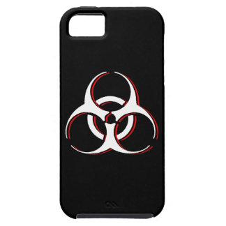 Biohazard iPhone 5 Case - Bone Blood Ash