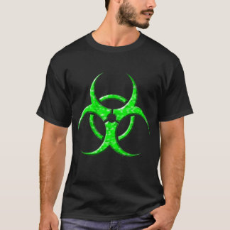 Biohazard Lime (vapour) T-Shirt