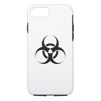 Biohazard Pictogram iPhone 7 Case
