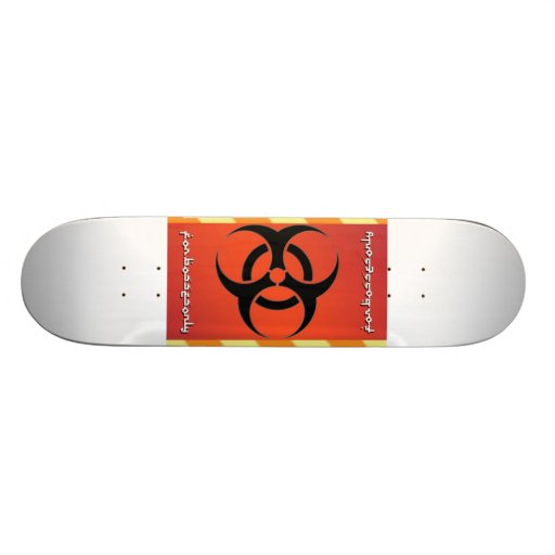 biohazard skate boards