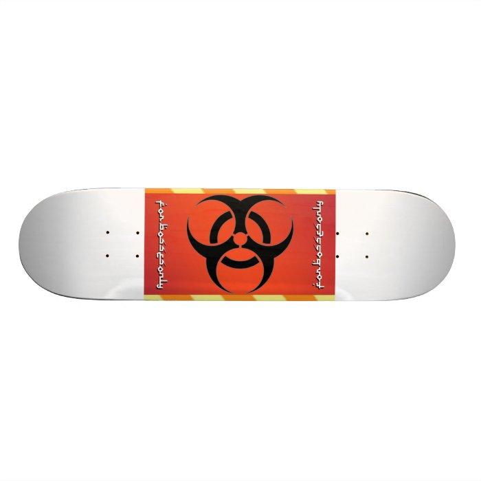 biohazard skate boards