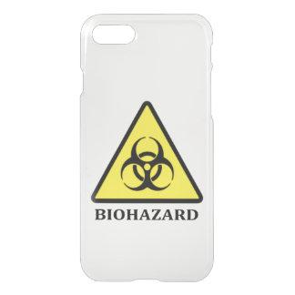 Biohazard Symbol iPhone Case