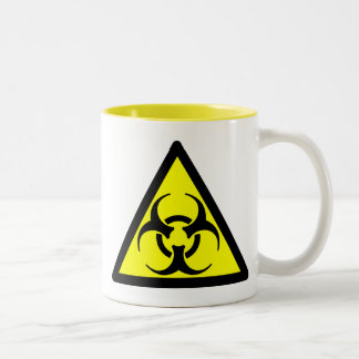 BIohazard Symbol Mug