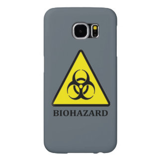 Biohazard Symbol Samsung Galaxy S6 Cases