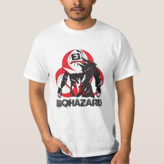 Biohazard. T-Shirt